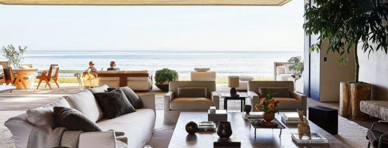 Fall In Love With Calvin Klein's Co-Founder Santa Barbara Home calvin klein Fall In Love With Calvin Klein's Co-Founder Santa Barbara Home fall love calvin kleins co founder santa barbara home 3 759x290