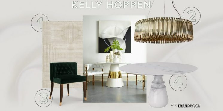 Admire This Dining Room Inspired By Kelly Hoppen's Style kelly hoppen Admire This Dining Room Inspired By Kelly Hoppen's Style admire dining room inspired kelly hoppens style 1 745x370