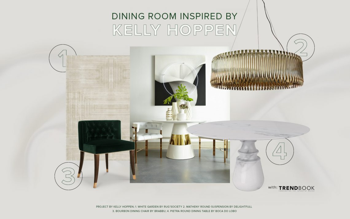 Admire This Dining Room Inspired By Kelly Hoppen's Style kelly hoppen Admire This Dining Room Inspired By Kelly Hoppen's Style admire dining room inspired kelly hoppens style 1
