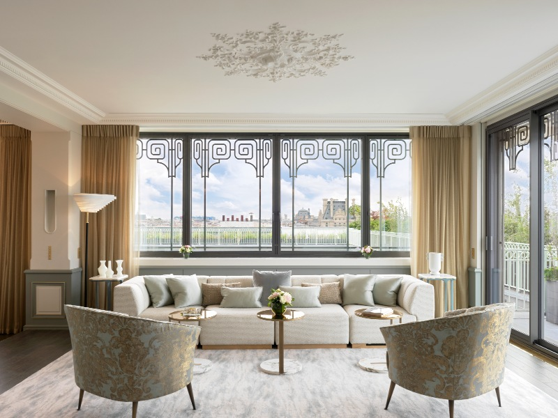 Discover An amazing Suite At Hotel Le Meurice Designed By Lally And Berger lally and berger Discover An amazing Suite At Hotel Le Meurice Designed By Lally And Berger discover amazing suite hotel meurice designed lally berger 3