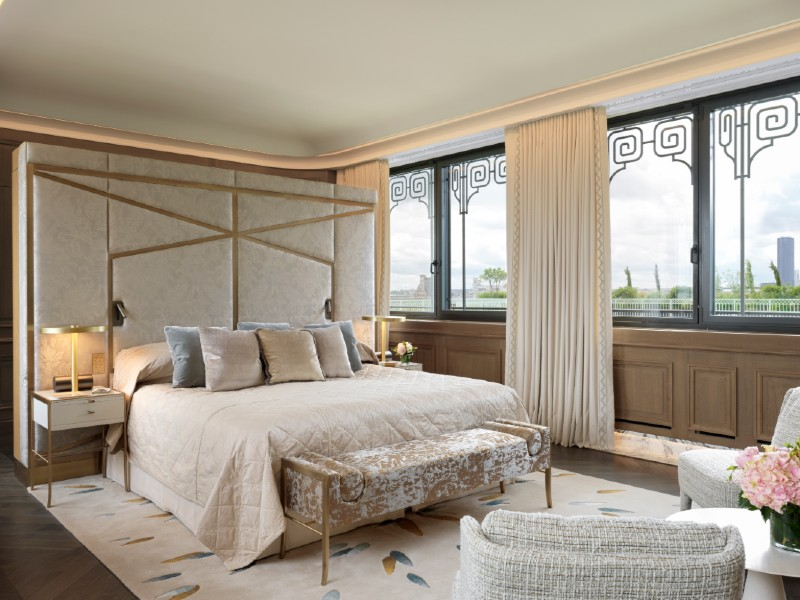 Discover An amazing Suite At Hotel Le Meurice Designed By Lally And Berger lally and berger Discover An amazing Suite At Hotel Le Meurice Designed By Lally And Berger discover amazing suite hotel meurice designed lally berger 4