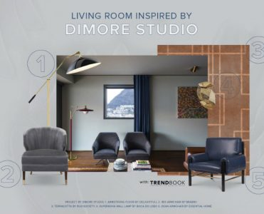 Fall In Love With This Living Room Inspired By Dimore Studio's Style