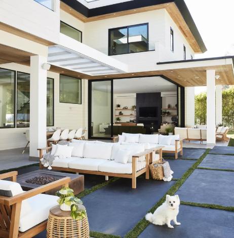jenna dewan Step Inside Jenna Dewan's Home In LA step inside jenna dewans home 7 462x470