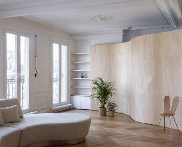 Admire This Apartment In Paris By Toledano + Architects toledano + architects Admire This Apartment In Paris By Toledano + Architects admire apartment paris toledano architects 4 371x300