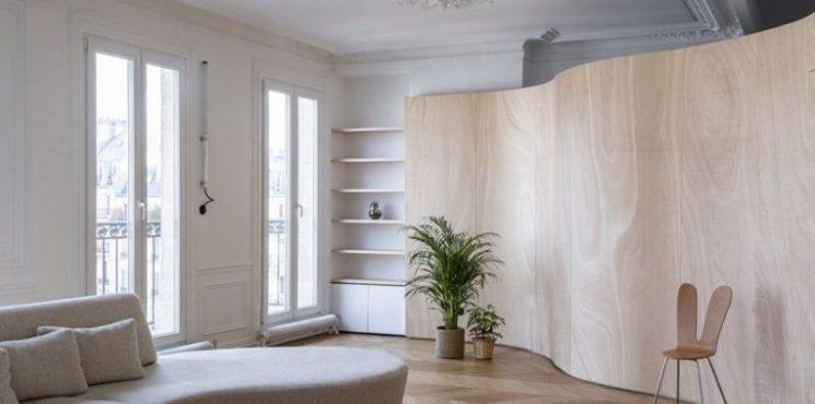 Admire This Apartment In Paris By Toledano + Architects toledano + architects Admire This Apartment In Paris By Toledano + Architects admire apartment paris toledano architects 4 745x370