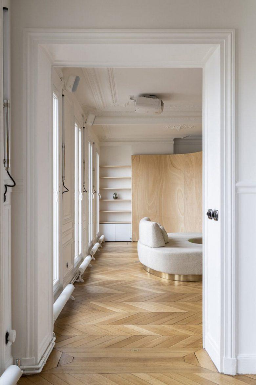 toledano + architects Admire This Apartment In Paris By Toledano + Architects admire apartment paris toledano architects 5
