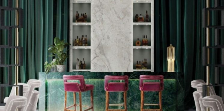 5 Bar Stool Ideas For Your Expensive Home bar stool ideas 5 Bar Stool Ideas For Your Expensive Home bar stool ideas expensive home 2 745x370