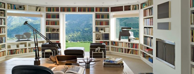 Home Library Ideas For Your Expensive Home home library ideas Home Library Ideas For Your Expensive Home home library ideas expensive home 1 759x290