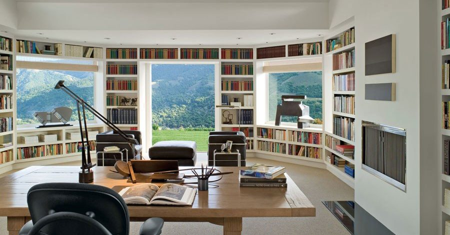 [object object] Home Library Ideas For Your Expensive Home  home library ideas expensive home 1 900x470