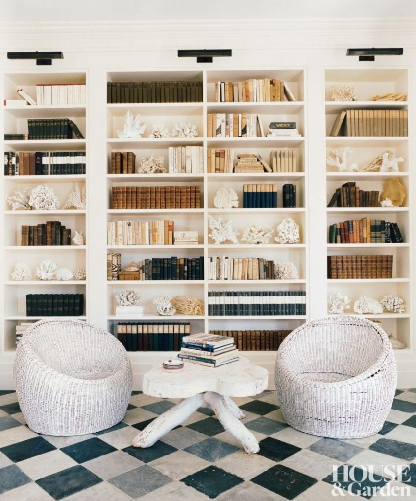 Home Library Ideas For Your Expensive Home
