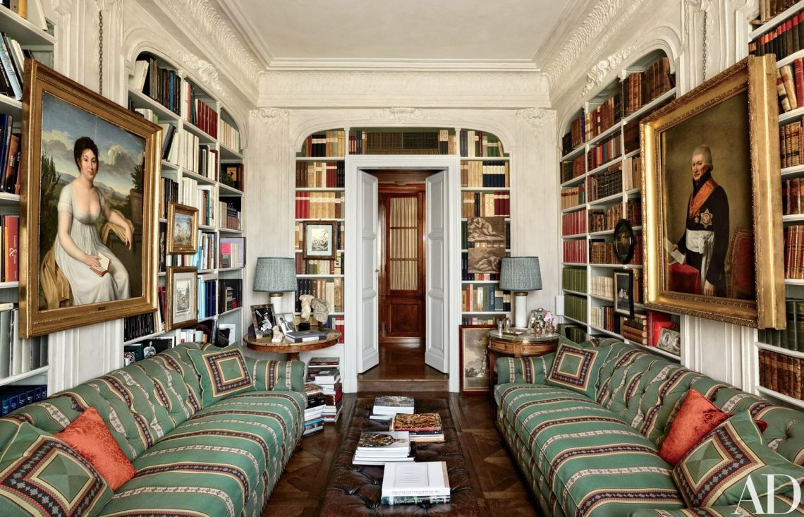 [object object] Home Library Ideas For Your Expensive Home home library ideas expensive home 5