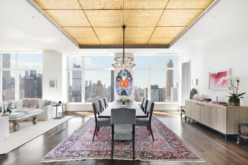 jennifer lawrence Jennifer Lawrence's New York Penthouse Is For Sale jennifer lawrences new york penthouse sale 5