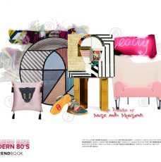 Make A Huge Comeback With 80s Modern Decor 80s modern decor Make A Huge Comeback With 80s Modern Decor make huge comeback 80s modern decor 2 228x230