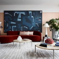 Step Inside This New York Apartment Designed By Jamie Bush  jamie bush Step Inside This New York Apartment Designed By Jamie Bush  step inside new york apartment designed jamie bush 5 228x230