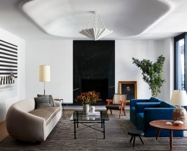 Step Inside This NYC Penthouse By Neal Beckstedt Studio