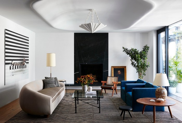 Step Inside This NYC Penthouse By Neal Beckstedt Studio  nyc penthouse Step Inside This NYC Penthouse By Neal Beckstedt Studio  step inside nyc penthouse neal beckstedt studio 1