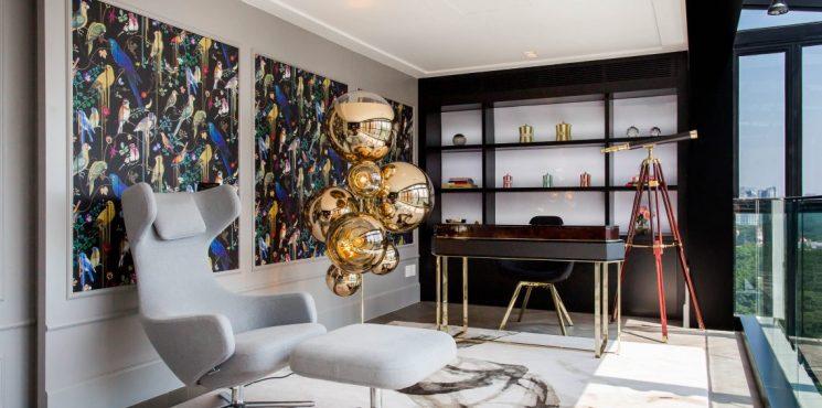 Inside A São Paulo Penthouse Designed By Electrix Design
