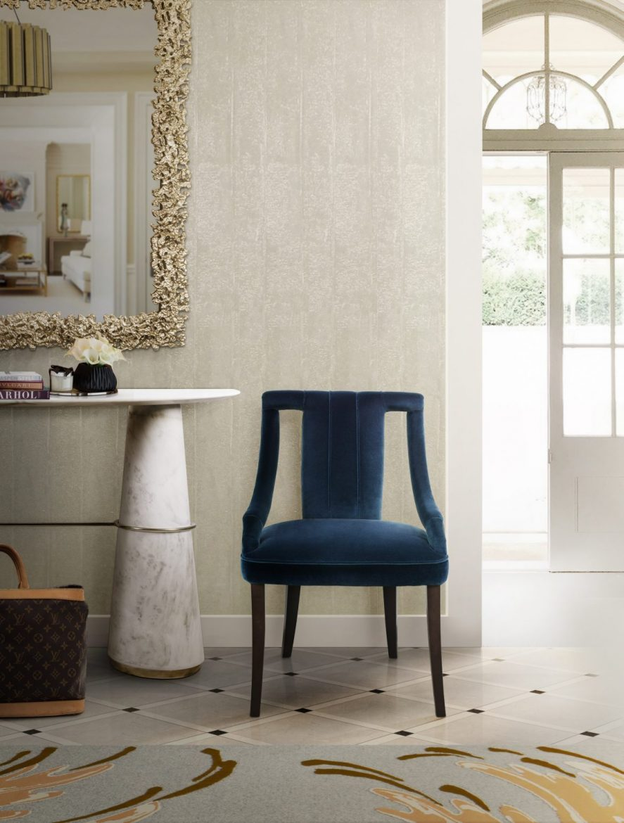 Introduce Classic Blue Into Your Home Decor With These Amazing Armchairs  classic blue Introduce Classic Blue Into Your Home Decor With These Amazing Armchairs  introduce classic blue home decor amazing armchairs 1 scaled