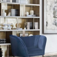 Introduce Classic Blue Into Your Home Decor With These Amazing Armchairs  classic blue Introduce Classic Blue Into Your Home Decor With These Amazing Armchairs  introduce classic blue home decor amazing armchairs 2 228x230