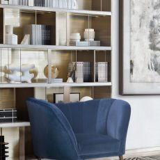Introduce Classic Blue Into Your Home Decor With These Amazing Armchairs  classic blue Introduce Classic Blue Into Your Home Decor With These Amazing Armchairs  introduce classic blue home decor amazing armchairs 2 230x230