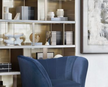 Introduce Classic Blue Into Your Home Decor With These Amazing Armchairs classic blue Introduce Classic Blue Into Your Home Decor With These Amazing Armchairs introduce classic blue home decor amazing armchairs 2 371x300