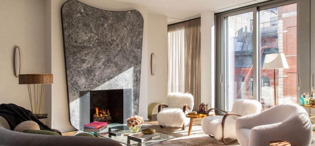 nyc home Art DecoAndItalian Modernism At A NYC Home art deco and italian modernism nyc home 1 1013x470