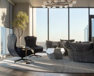Fall In Love With This Penthouse In California By Benning Design Constructions
