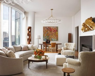 Step Inside This Midtown Project By David Scott Interiors