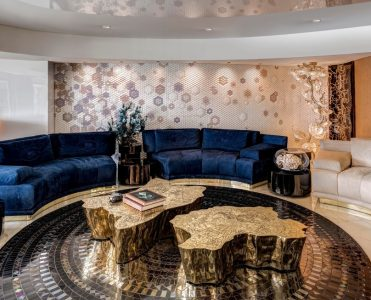 Fall In Love With This Luxury Apartment By ZZ Architects