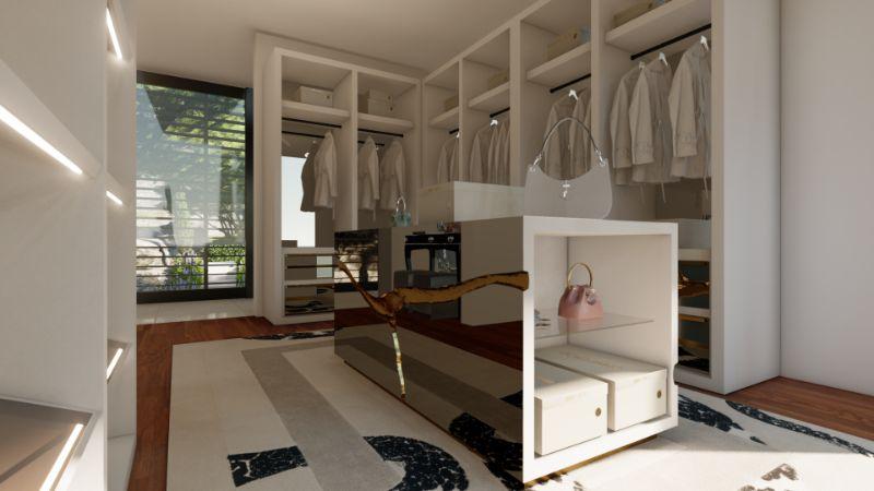 jimmy choo Luxury Walk-In Closet: A Partnership Between Jimmy Choo And Boca do Lobo luxury walk in closet partnership jimmy choo boca lobo 3