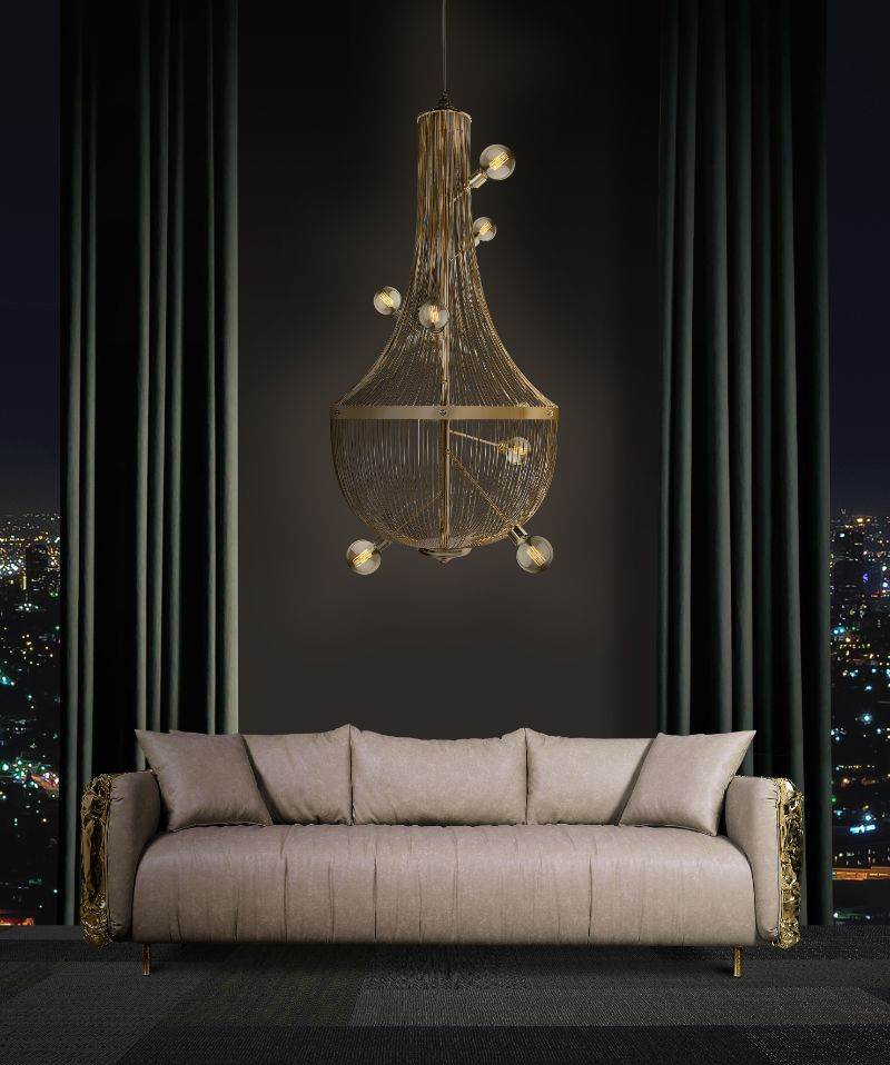 lighting pieces Discover Lighting Pieces That Resemble Art & Craftsmanship Discover Lighting Pieces That Resemble Art Craftsmanship 11