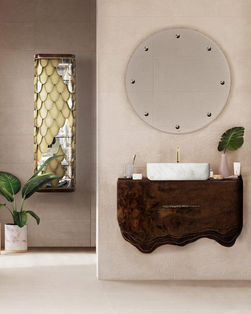 wooden bathroom Stylish Wooden Bathroom Designs That You Need Right Now! Stylish Wooden Bathroom Designs That You Need Right Now e1603729376149