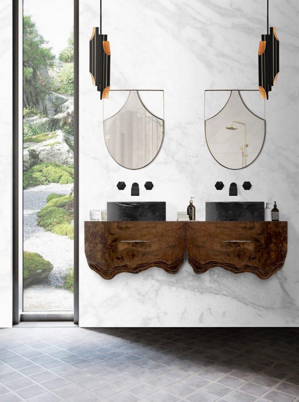 wooden bathroom Stylish Wooden Bathroom Designs That You Need Right Now! Stylish Wooden Bathroom Designs That You Need Right Now1 e1603729395102