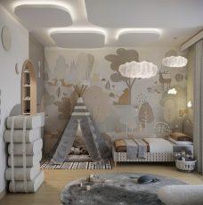 Wide Design Group Designs A Dreamy Kids' Bedroom!