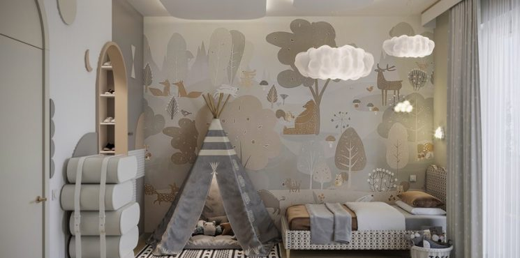 Wide Design Group Designs A Dreamy Kids' Bedroom! wide design group Wide Design Group Designs A Dreamy Kids' Bedroom! Wide Design Group Designs A Dreamy Kids Bedroom 745x370