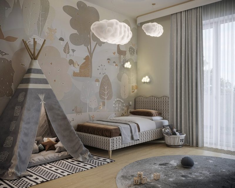 wide design group Wide Design Group Designs A Dreamy Kids' Bedroom! Wide Design Group Designs A Dreamy Kids Bedroom1 e1603896781391