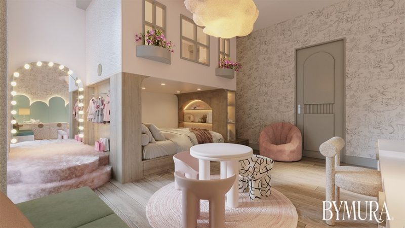 bymura studio BYMURA Studio Presents The Ultimate Playful Bedroom For Children! BYMURA Studio Presents The Ultimate Playful Bedroom For Children 2
