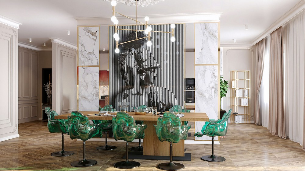 Revel in the Work of 10 of the Best Interior Designers in Bucharest 1