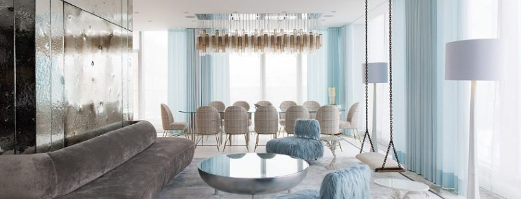 Top Interior Designers in St. Petersburg, Russia