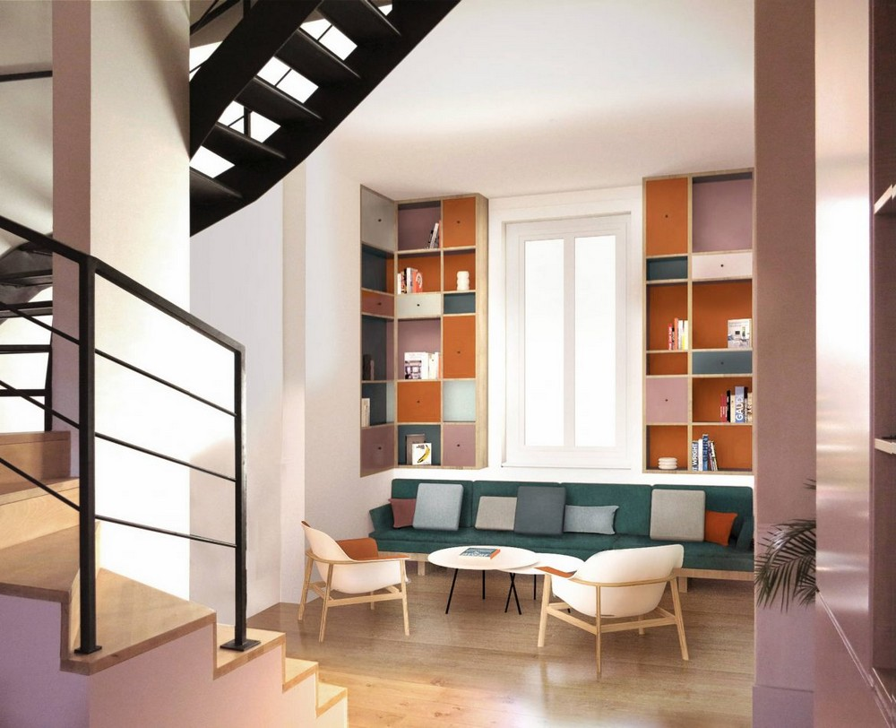 Discover the Most Exclusive Interior Design Projects in Lyon 5