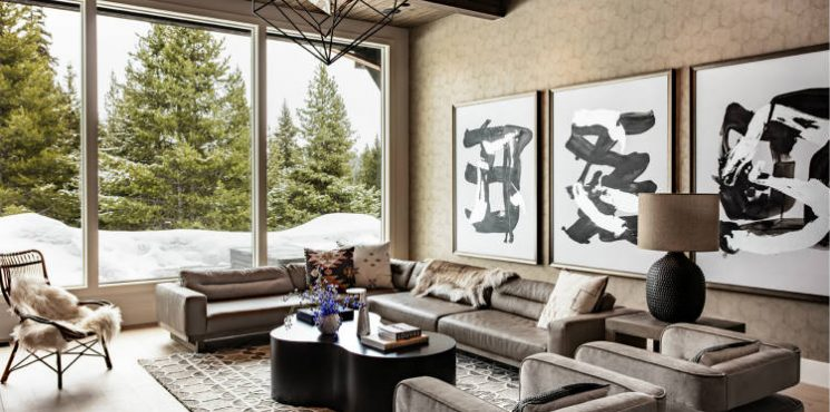 Best Interior Design Projects in Los Angeles best interior design projects in los angeles Best Interior Design Projects in Los Angeles JAC Interiors Big Sky Yellowstone Club 745x370