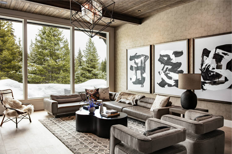Best Interior Design Projects in Los Angeles best interior design projects in los angeles Best Interior Design Projects in Los Angeles JAC Interiors Big Sky Yellowstone Club