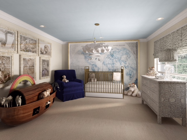 Best Interior Design Projects in Los Angeles best interior design projects in los angeles Best Interior Design Projects in Los Angeles KIDS BEDROOM NOAH ARK