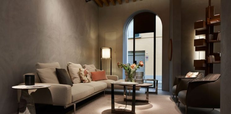 Florence Showrooms: The Best Furniture Stores florence showrooms Florence Showrooms: The Best Furniture Stores POLTRONA FRAU 900x600 1 745x370