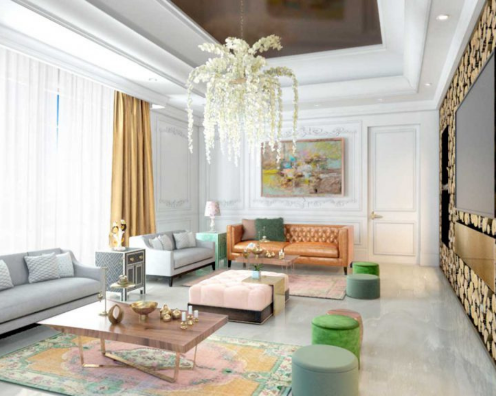 best interior design projects in ajman