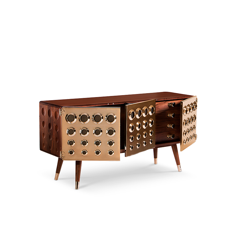 best interior design projects in los angeles Best Interior Design Projects in Los Angeles monocles sideboard qv