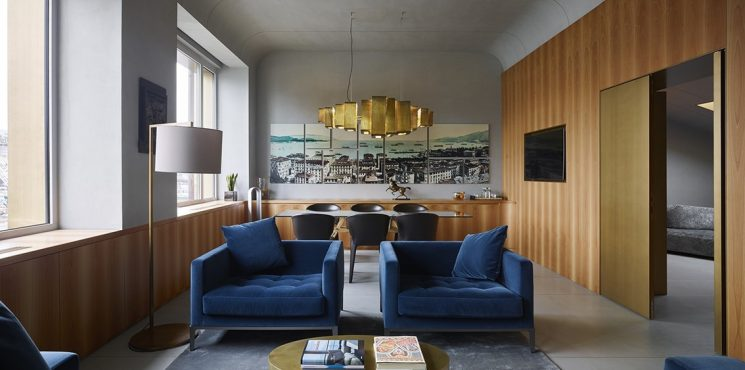 Stunning Interior Design Projects In Florence