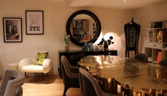 An Hymn To Celebration And Togetherness In Covet London's Dining Room
