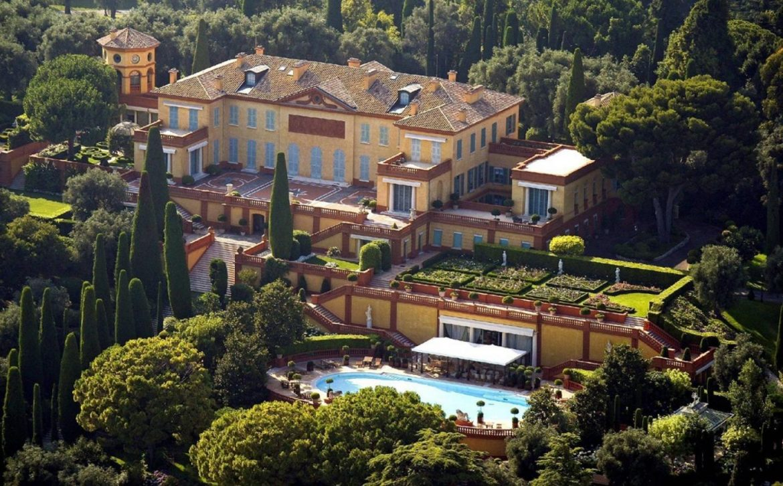 most expensive homes The 5 Most Expensive Homes In The World Right Now VILLA LEOPOLDA 3X VISTA AEREA AMPLIA