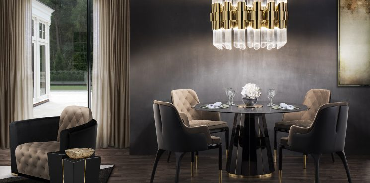 5 Gorgeous Dining Room Design Trends That You Can Not Miss dining room design 5 Gorgeous Dining Room Design Trends That You Can Not Miss darian dining table cover 02 745x370